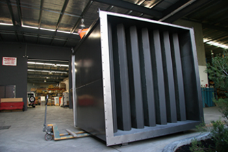 Industrial Acoustic Silencer Products