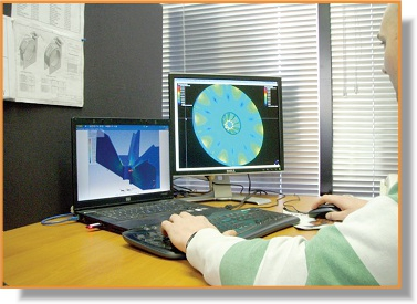 Finite Element Analysis used by Aerovent